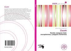 Bookcover of Zazaki
