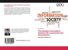Обложка Tecnología innovadora: Sistema de evaluación del desempeño