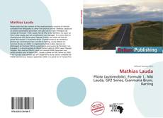 Bookcover of Mathias Lauda