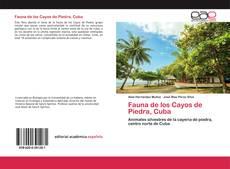 Couverture de Fauna de los Cayos de Piedra, Cuba