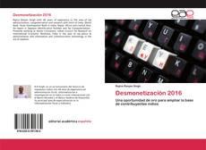 Buchcover von Desmonetización 2016