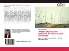 Обложка Antena implantable pequeña de varias capas eléctricas