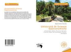Università Di Scienze Gastronomiche的封面