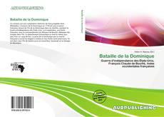 Capa do livro de Bataille de la Dominique
