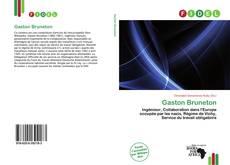 Buchcover von Gaston Bruneton