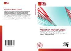 Opération Market Garden kitap kapağı