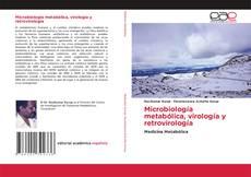 Microbiología metabólica, virología y retrovirología的封面