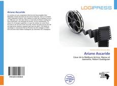 Bookcover of Ariane Ascaride
