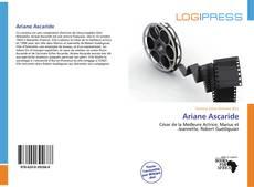 Обложка Ariane Ascaride