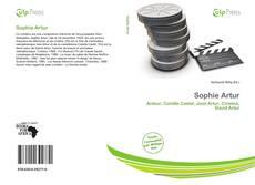 Capa do livro de Sophie Artur