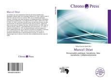 Bookcover of Marcel Déat