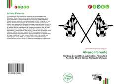 Buchcover von Álvaro Parente