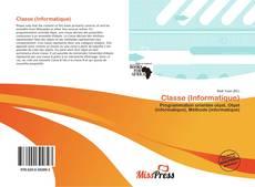 Capa do livro de Classe (Informatique)