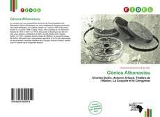 Bookcover of Génica Athanasiou
