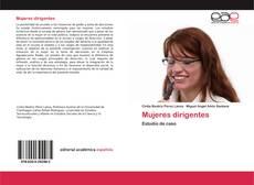 Bookcover of Mujeres dirigentes