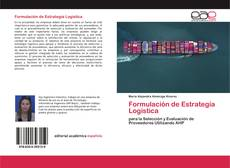 Обложка Formulación de Estrategia Logística