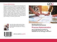 Proceso Administrativo kitap kapağı