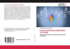 Capa do livro de Las invenciones laborales en Cuba