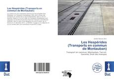 Portada del libro de Les Hespérides (Transports en commun de Montauban)