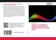 Обложка Análisis cuantitativo rápido de productos farmacéuticos usando LIBS