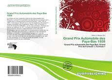 Couverture de Grand Prix Automobile des Pays-Bas 1958