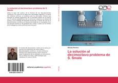 Portada del libro de La solución al decimoctavo problema de S. Smale