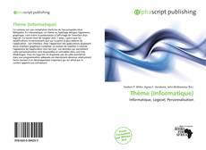 Copertina di Thème (Informatique)