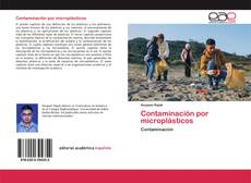 Couverture de Contaminación por microplásticos