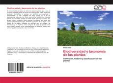 Portada del libro de Biodiversidad y taxonomía de las plantas