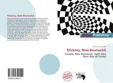 Buchcover von Stickney, New Brunswick