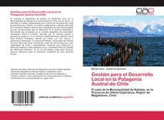 Обложка Gestión para el Desarrollo Local en la Patagonia Austral de Chile