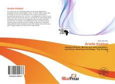 Arielle Kebbel kitap kapağı