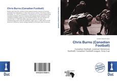 Copertina di Chris Burns (Canadian Football)
