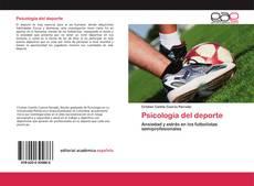 Copertina di Psicología del deporte