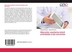 Capa do livro de Atención sanitaria móvil orientada a los servicios
