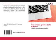 Bookcover of Sistema de gestión de la escuela