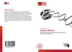Bookcover of Sabine Azéma