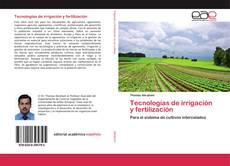 Couverture de Tecnologías de irrigación y fertilización