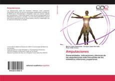 Capa do livro de Amputaciones