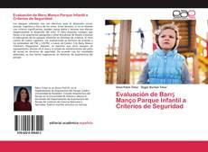 Portada del libro de Evaluación de Barış Manço Parque Infantil a Criterios de Seguridad