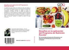 Portada del libro de Desafíos en la aplicación del Programa de Nutrición Escolar