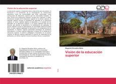 Buchcover von Visión de la educación superior