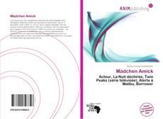 Mädchen Amick kitap kapağı
