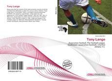 Capa do livro de Tony Lange