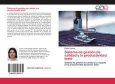 Portada del libro de Sistema de gestión de calidad y la productividad textil