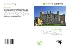 Buchcover von Tony Larkin