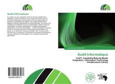 Capa do livro de Audit Informatique