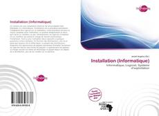 Couverture de Installation (Informatique)