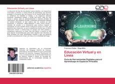 Portada del libro de Educación Virtual y en Línea