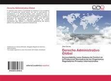 Обложка Derecho Administrativo Global